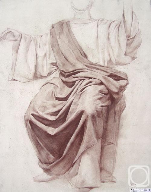 folds / Маринова Анна