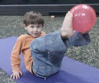Games That Build Core Strength for Kids