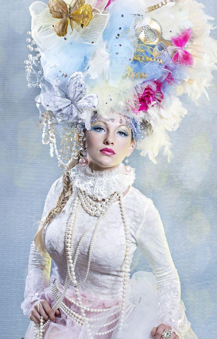 Marie Antoinette Birdcage Hair Www Pixshark Com Images