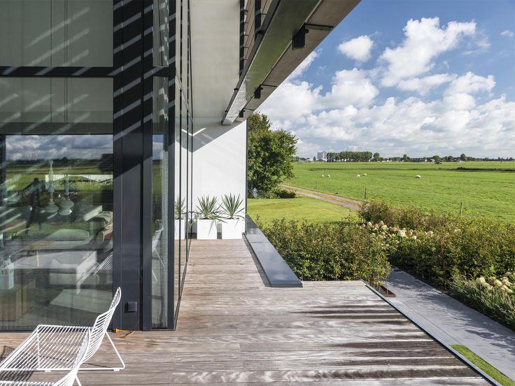 Maas Architecten woonhuis stroobos - Maas Architecten