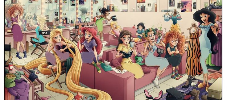 Test: ¿qué princesa Disney eres según tu signo del zodiaco?