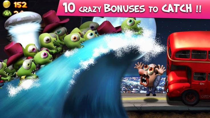 Zombie Tsunami v3.6.2 [Mod Money]   Zombie Tsunami v3.6.2 [Mod Money]Requirements:Android 2.3 and upOverview:15000 coins for free today with AppGratis.com  The zombies are revolting ! In Zombie Tsunami take your place in a crowd of rampaging undead as you race through the city attacking the unfortunate survivors and adding them to your unstoppable throng of hungry hot-footed horrors. Its a Zombie Tsunami out there and everyone is invited!  FEATURES - Add as many zombies to your hoard as you…