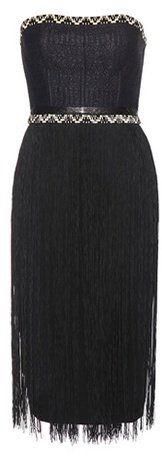 Pin for Later: Die schönsten Flapper-Kleider für jede Figur  Tamara Mellon verziertes Fransenkleid (1.495 €)