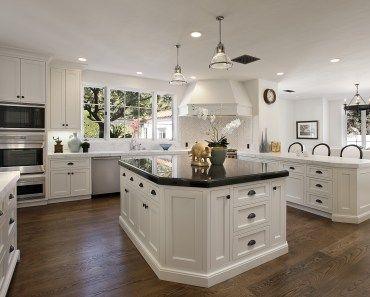 Cocinas con isla, modernas y clásicas...