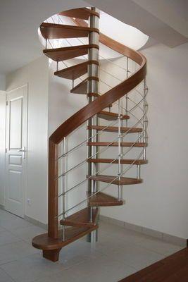 Best 25+ Escalier hélicoïdal ideas on Pinterest | Escalier en ...