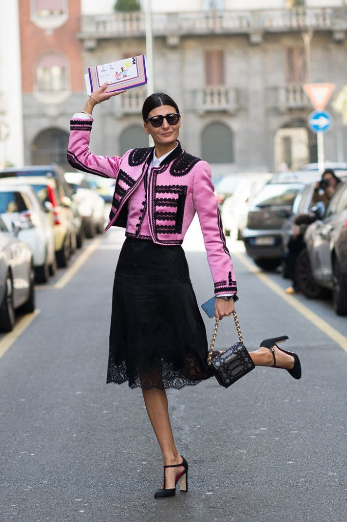 Ole! #GiovannaBattaglia major matador in Milan.