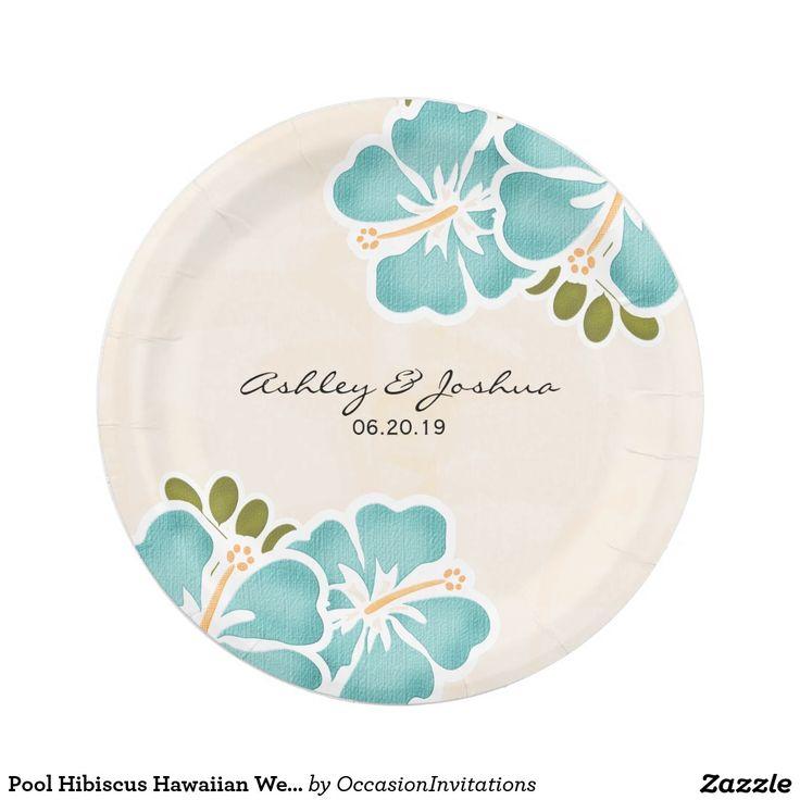 Custom paper plates