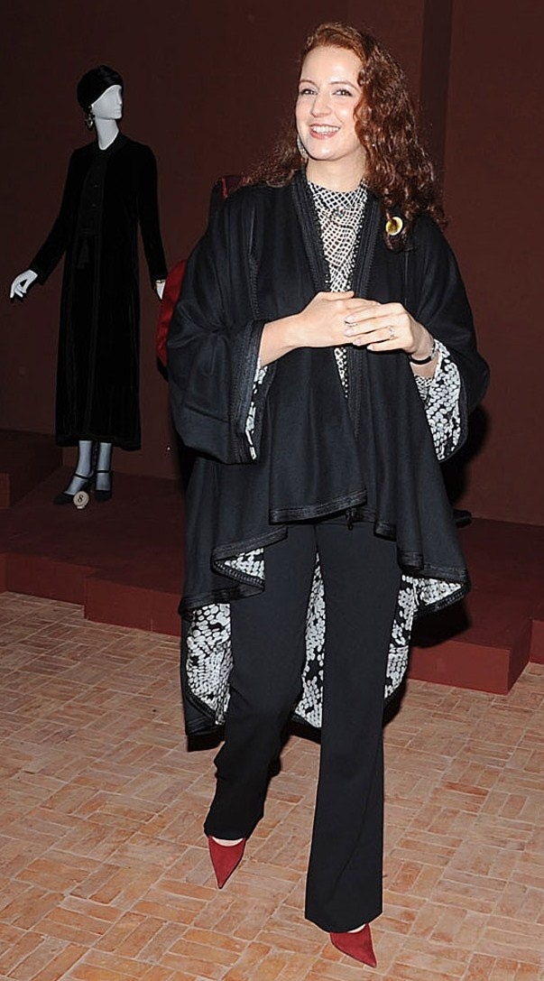 Lalla Salma Of Morocco (The Queen of Morocco... such beauty and style!!)