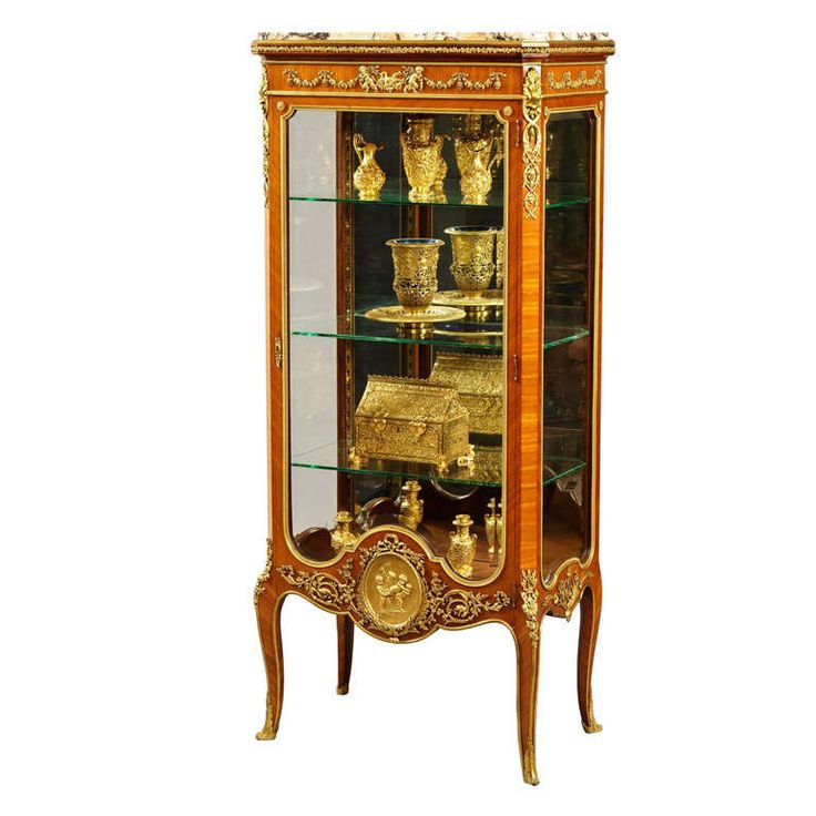 An Antique Display Cabinet by François Linke - Best 25+ Antique Display Cabinets Ideas On Pinterest China