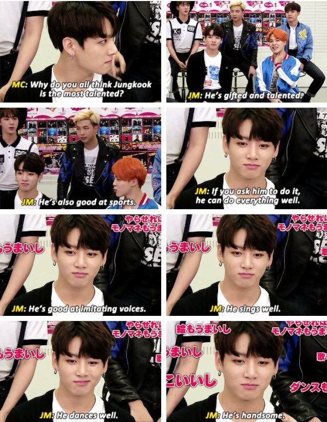 A round of applause for the Golden Maknae