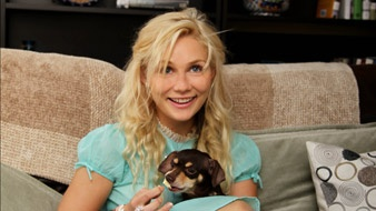 Clare Bowen – Actress from Nashville is supprting Girls' Night In for the thousands of women who will be diagnosed with cancer this year.