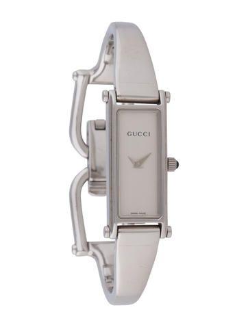 Gucci 1500L Horsebit Watch