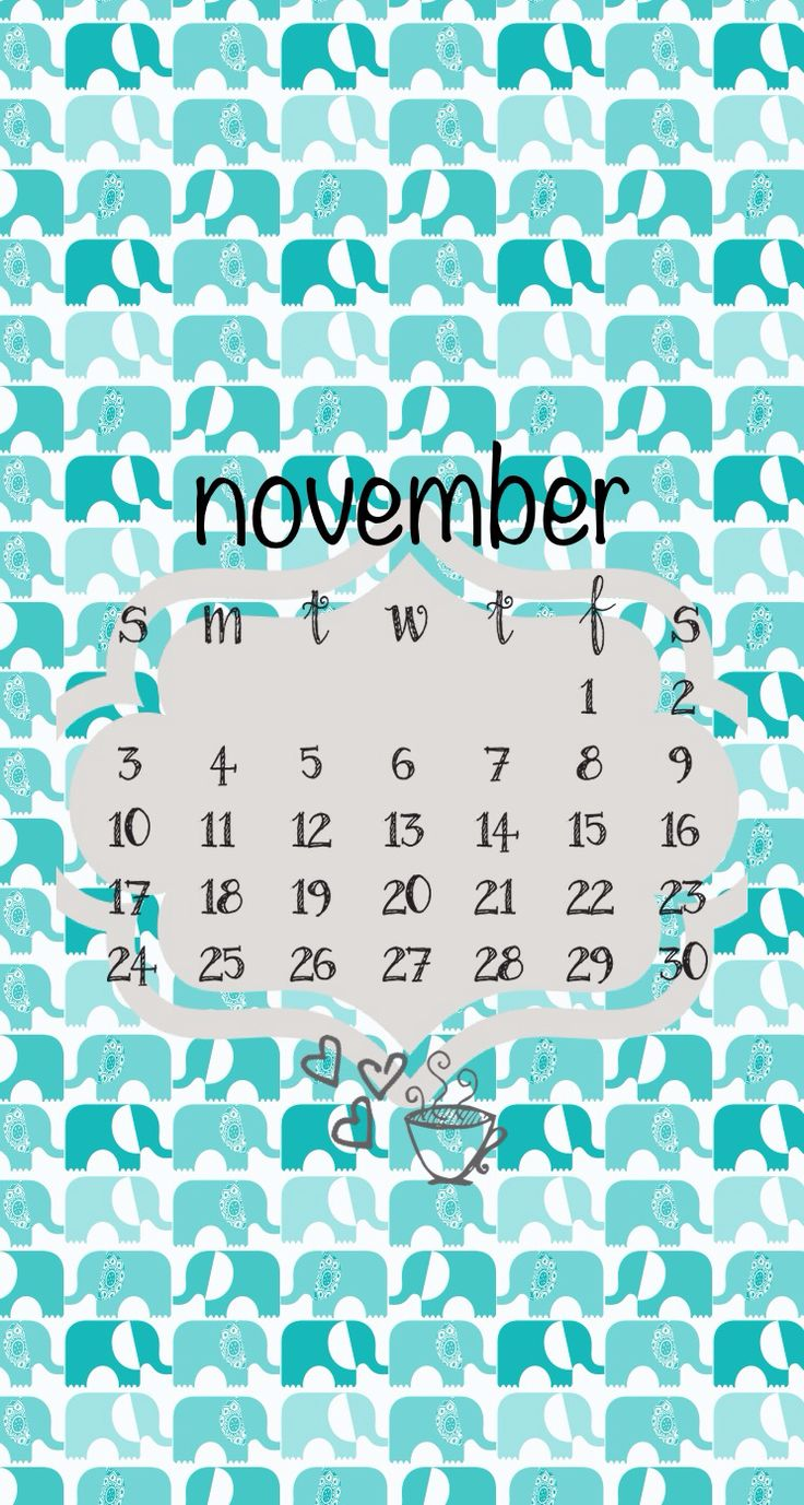 Calendar Lockscreen : Best november calendar ideas on pinterest