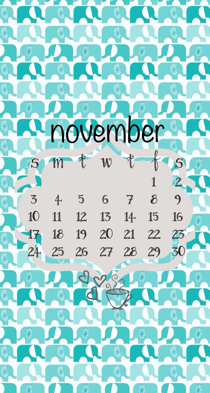 Calendar Background Ideas : Best ideas about november calendar on pinterest