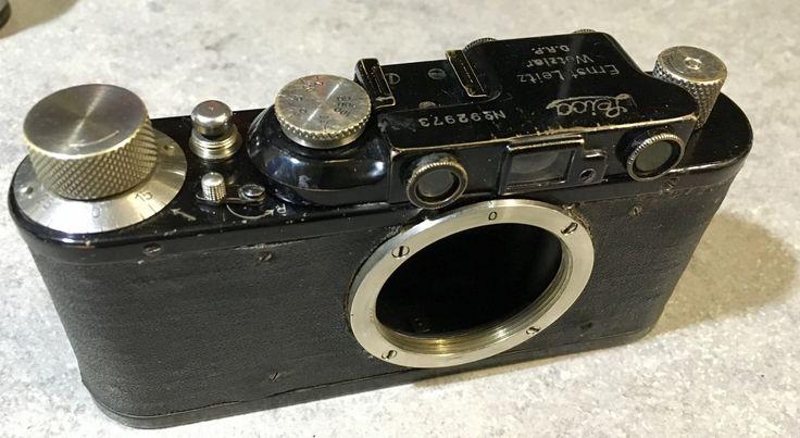 Leica II D Couplex 1932