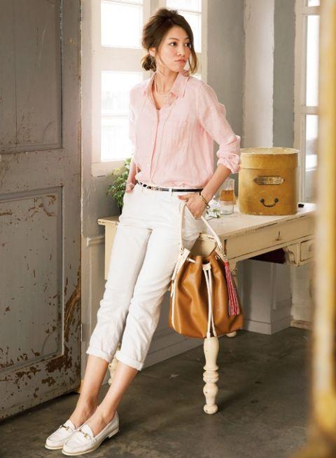 画像 : カラー豊富で着心地も抜群♡ユニクロの「リネンシャツ」が今年も大人気♡ - NAVER まとめ