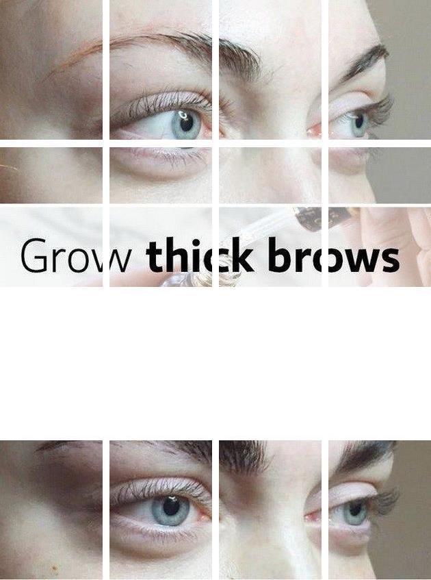 Eyebrow Color | Eyebrow Brush Filler | Makeup And Brow ...