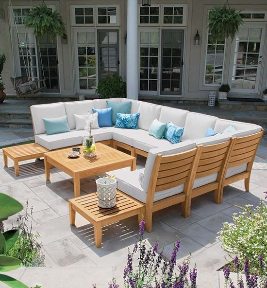 Lounge Collections Teak Furniture Country Casual