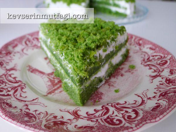Ispanaklı Pasta Tarifi - Kevser'in Mutfağı - Yemek Tarifleri