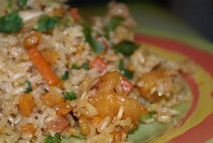 Письмо «Плов из коричневого риса с тыквой, курагой и изюмом» — Ваш Кулинар — Яндекс.Почта