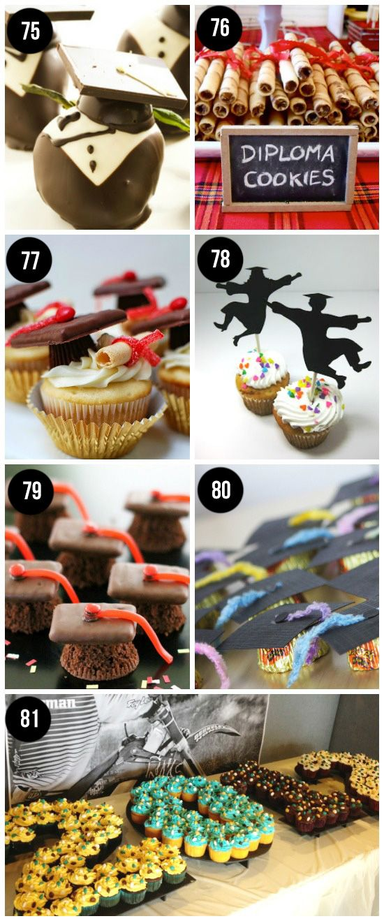 128 great graduation ideas last minute food ideas and sweet for Last minute party food