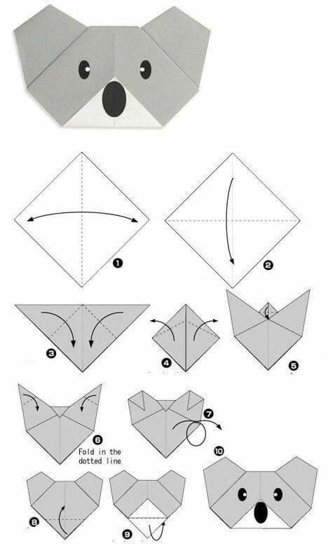 Read more about Origami Paper Craft #origamieasy #…