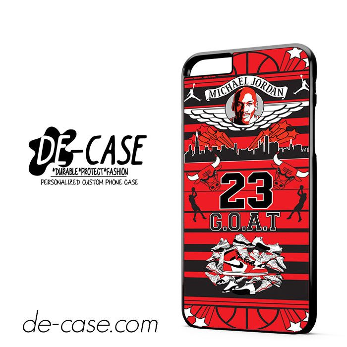 Michael Jordan Too Fly DEAL-7172 Apple Phonecase Cover For Iphone 6/ 6S Plus