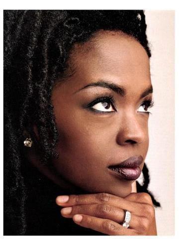 CurlsUnderstood.com: Lauryn Hill