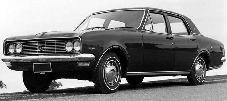 1970 Holden HG Premier.