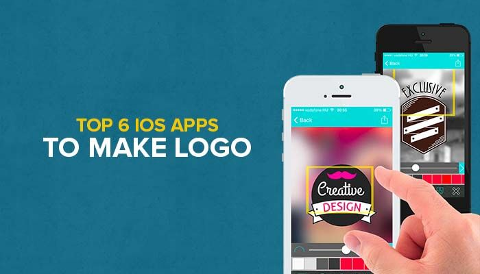 Thanks to online #logo #maker tools and iOS apps that you can design logos on your own. These apps have made life easier for many people in different ways and graphic designing is one of them. In fact, iOS apps are perhaps the most popular applications due to amazing features they provide to the users.
