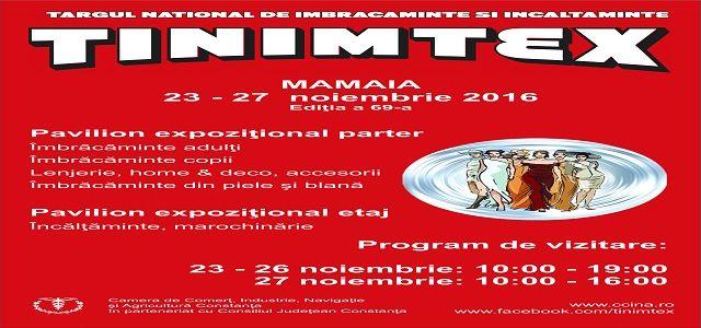 Se deschide TINIMTEX - ediţia de iarnă  https://infomedialog.blogspot.ro/2016/11/se-deschide-tinimtex-editia-de-iarna.html