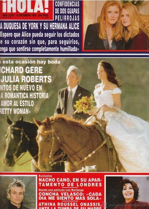 HOLA Nº 2835 AÑO 1998. DUQUESA DE YORK