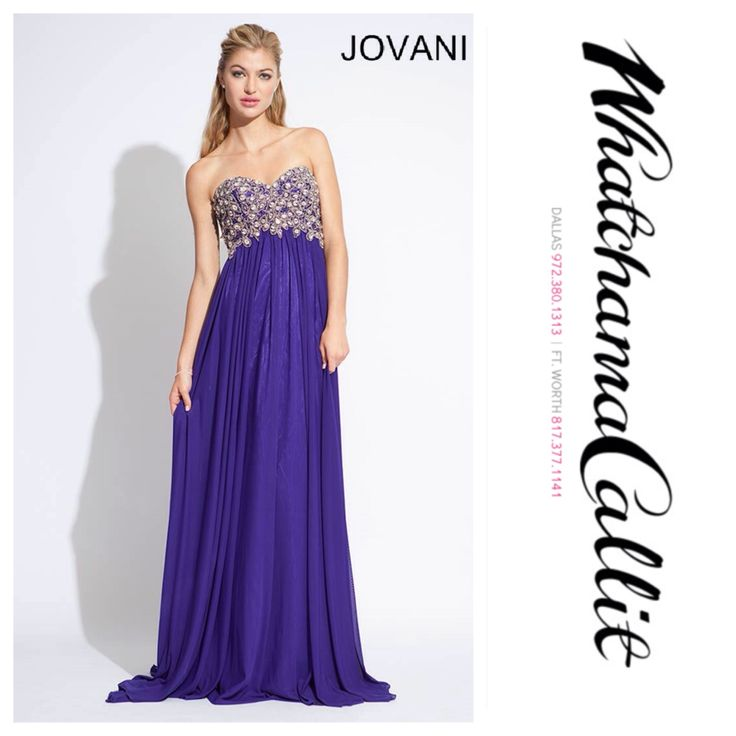 70 best JOVANI PROM 2014 images on Pinterest | Prom 2014, Grad ...