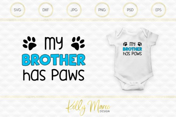 Svg Cut File My Siblings Have Paws Svg Free Svg Cut Files Create Your Diy Projects Using Your Cricut Explore Silhouette And More The Free Cut Files Include Svg Dxf Eps