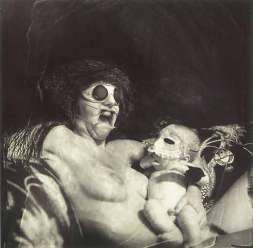 Mother and child - Joel Peter Witkin (1979)