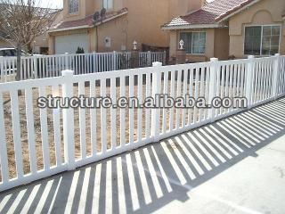 Pvc White Decorative Outdoor Security Fencing , Find Complete Details about Pvc White Decorative Outdoor Security Fencing,Pvc Security Fence Design,Pvc White Children Safety Fence,Invisible Security Fence from Fencing, Trellis & Gates Supplier or Manufacturer-Deqing Huazhijie Railing & Fencing Co., Ltd.
