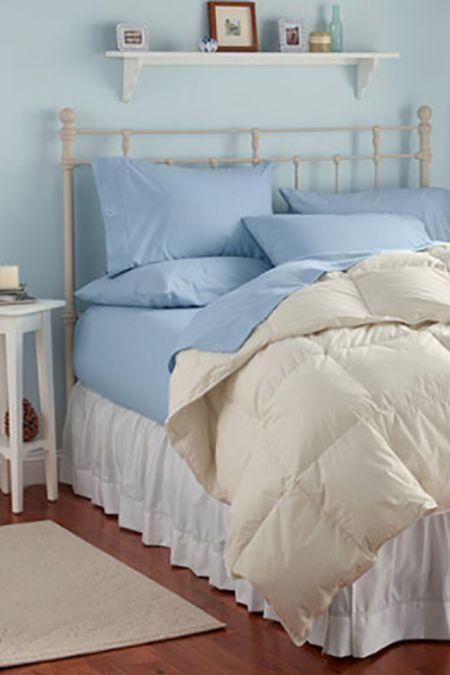 10 Best Down Comforter Reviews Top Rated Goose Down Comforters