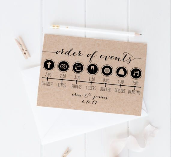 wedding day schedule of events template - 17 best ideas about wedding day itinerary on pinterest