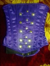 Purple Overbust Corset is made from 100% premium luxurious Best Seller follow this link http://shopingayo.space