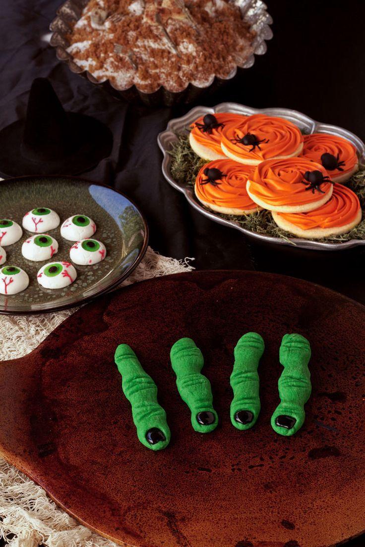Best 20+ Halloween finger cookies ideas on Pinterest   Finger ...