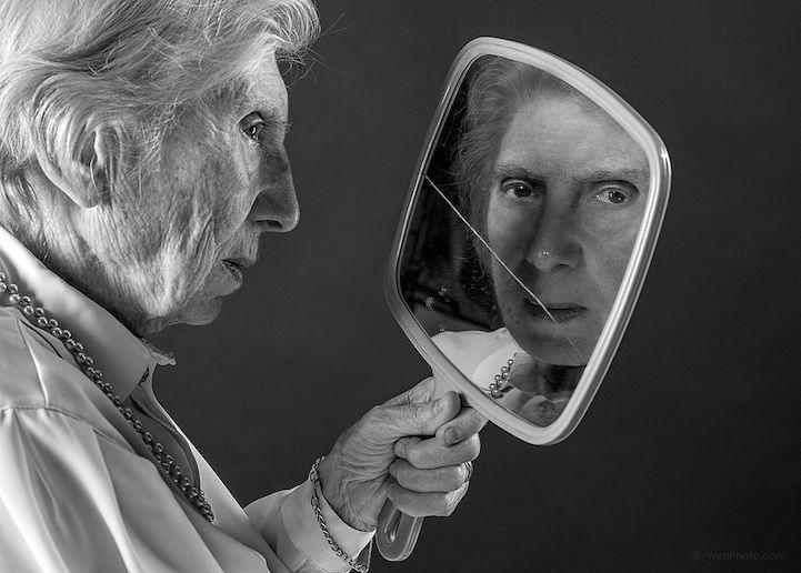 Künstler erkundet die Verspieltheit seiner 91-jährigen Mutter in süß-surrealer Zusammenarbeit