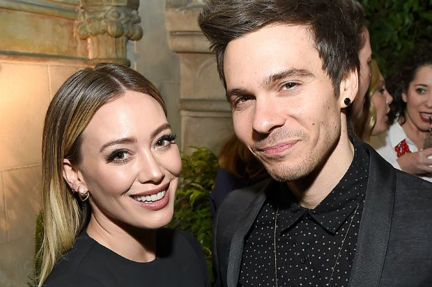 Hilary Duff Kisses New Boyfriend Matthew Koma Amid Ex-Husband's Sexual Battery Investigation