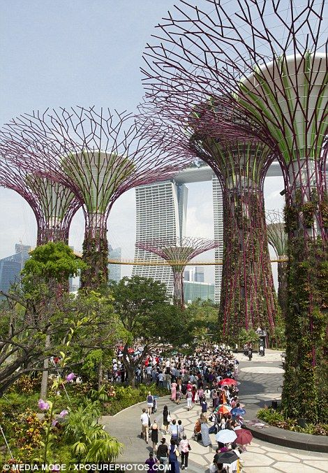 """Garden By The Bay Baby Sculpture 55 best """"gardensthe bay"""" singapore. images on pinterest"""