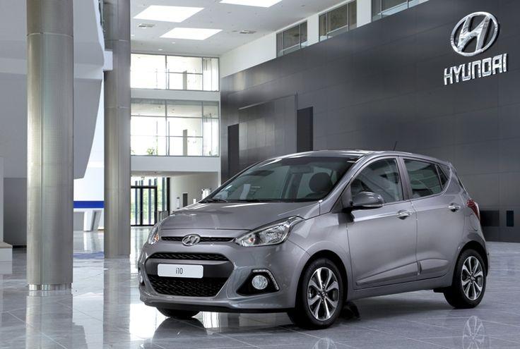 Hyundai New Generation i10 launch at IAA