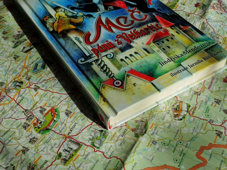 Knihy nekoušou: Kde se ukrývá Meč pánů z Velhartic?