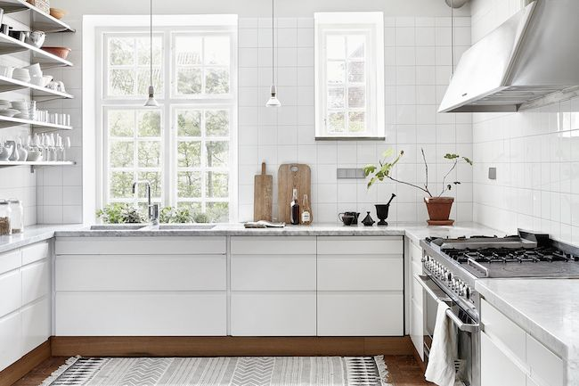 A 100 year old Southern Sweden house / give-away winner