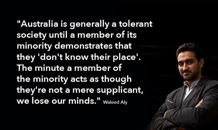 Once again, Waleed Aly nails it. #auspol