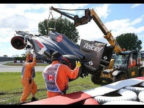 Canada Grand Prix: F1 marshall dies after crane accident