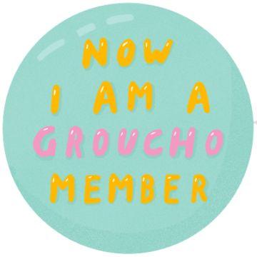 Groucho Club - A private members club in Soho, London.