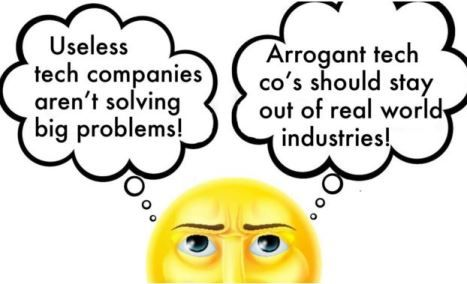 Crisis of Conscience  SF Tech Contemplates its Relationship to Real World Industries